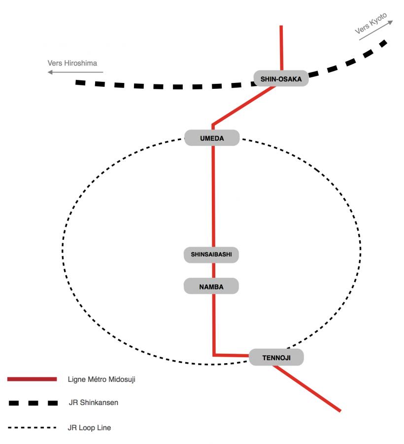Map-osaka-simple